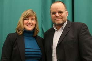Alison Johnstone and Andy Wightman
