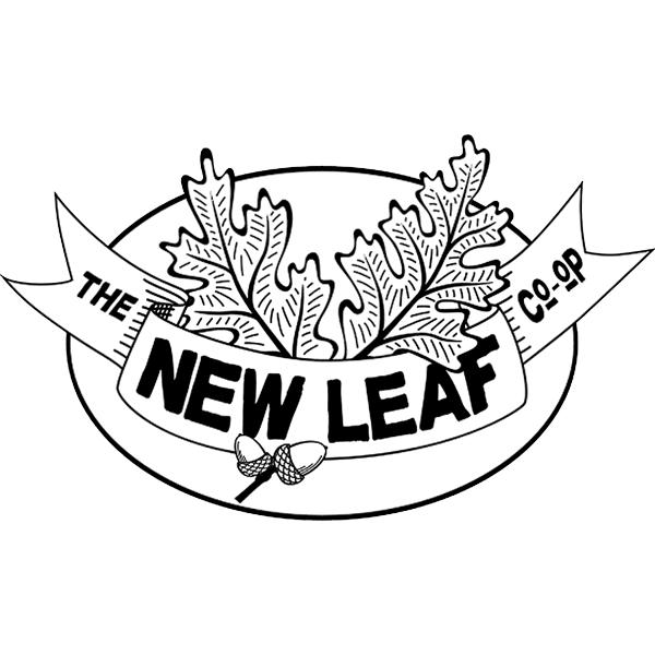 The New Leaf Co-op logo