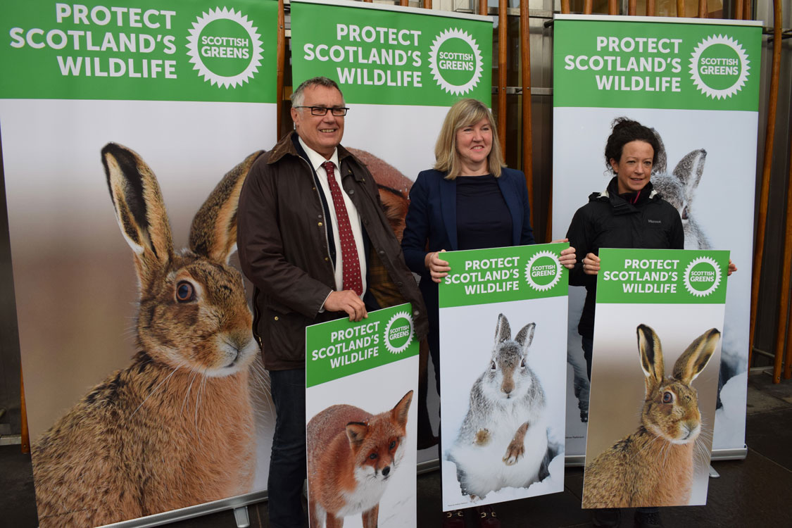 Protect Scotland's Wildlife launch event