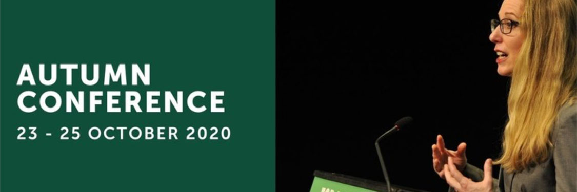Autumn Conference 23-25 October 2020